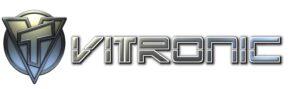 Logo vitronic romania